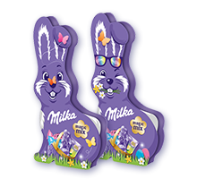 Milka Großer Magic Mix Ostern 124g