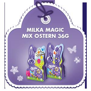 Milka Magic Mix Ostern 36g