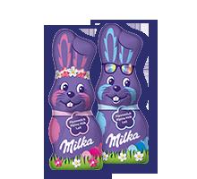 Milka Mein Lieblingsschmunzelhase 90g