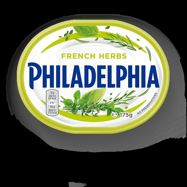 philadelphia-ranskalaiset-yrtit-175g