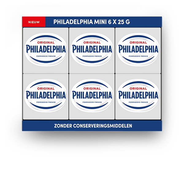 philadelphia-mini-6x25g