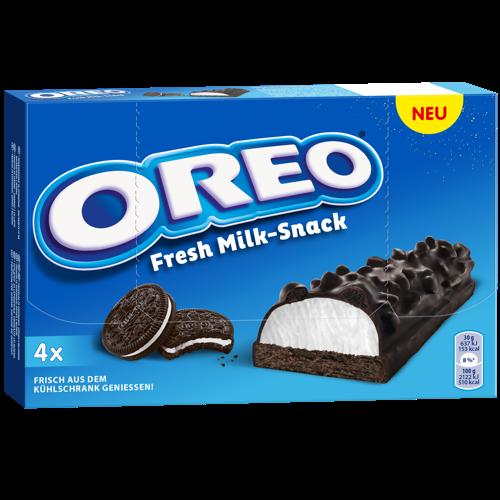 Oreo Fresh Milk-Snack 4 x 30g