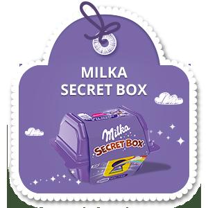 MILKA SECRET BOX 14.4 g