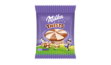 MILKA TWISTS 14.4 g