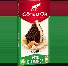 NOIR Pâte d'Amande