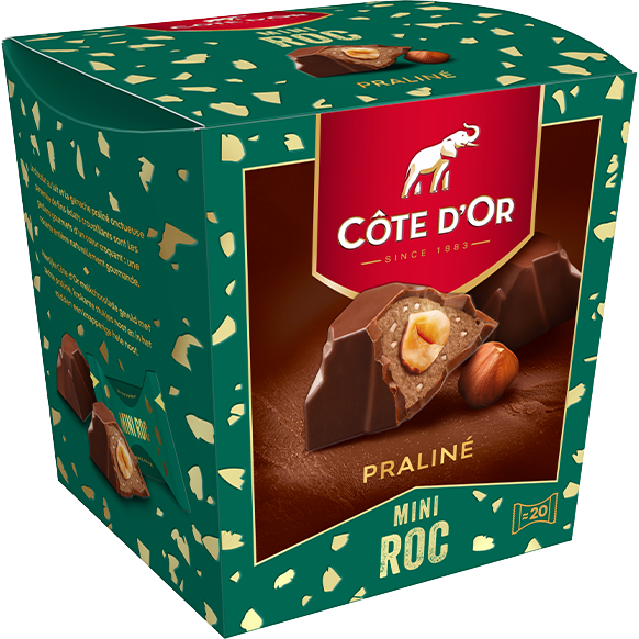 MINI ROC Praliné