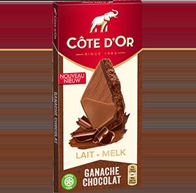 LAIT Ganache Chocolat