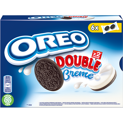 OREO Double Creme Lunchbox 170G