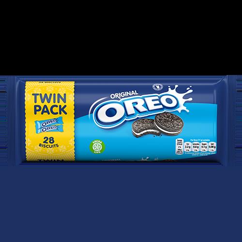 OREO Vanilla Twin Pack 308G
