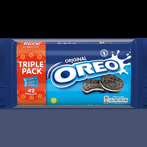 OREO Vanilla Triple Pack 462G