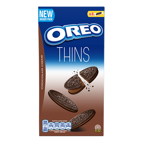 OREO Thins Chocolate 192G