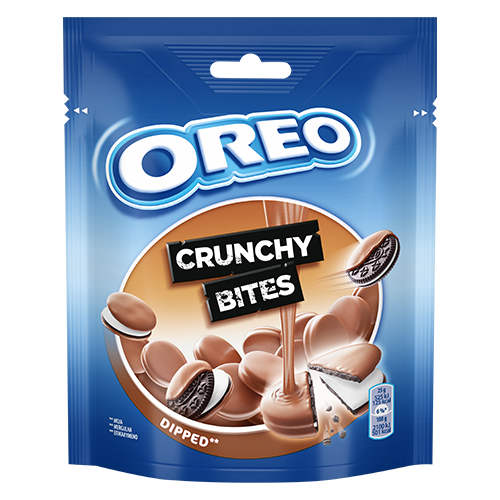 OREO Crunchy Bites Dipped 110G