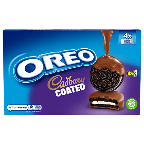 OREO Cadbury coated 164G