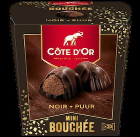 Mini Bouchée Noir 158g
