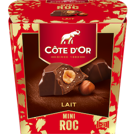 Mini Roc Lait 195g