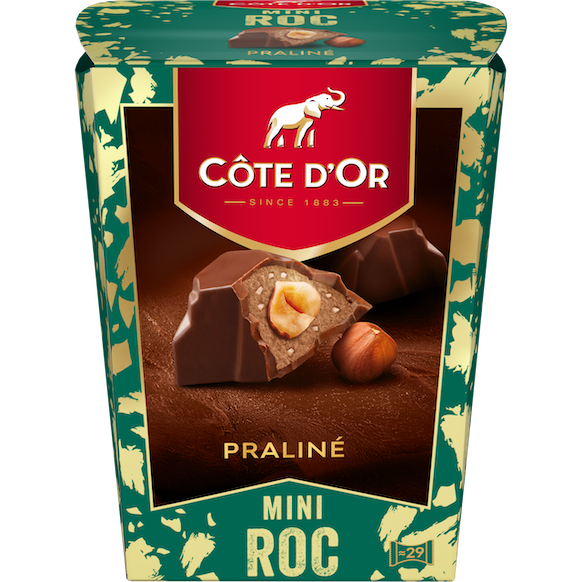 Mini Roc Praliné Grand Format 279g