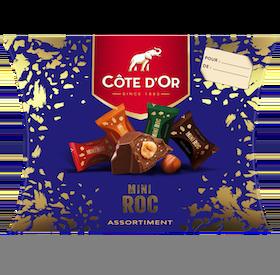 Mini Roc Boîte Cadeau Assortiment 288g