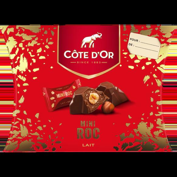 Mini Roc Boîte Cadeau Lait 288g