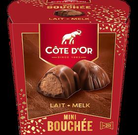 Mini Bouchée Lait 188g