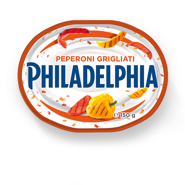 Philadelphia ai Peperoni