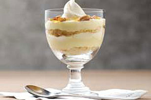 Sweet Maple Parfaits Recipe