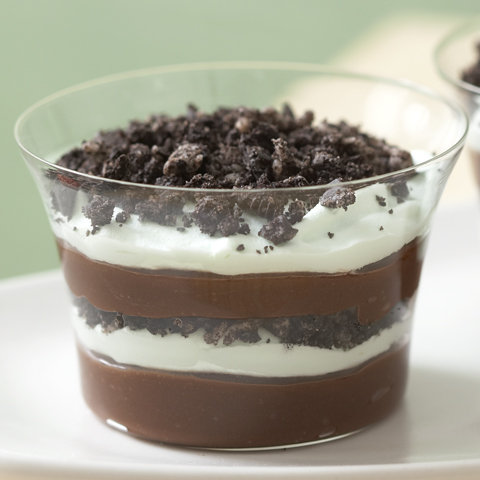 OREO Grasshopper Parfaits Recipe