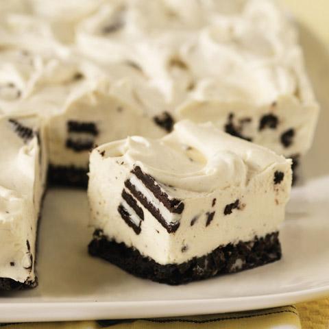 OREO No-Bake Cheesecake Recipe