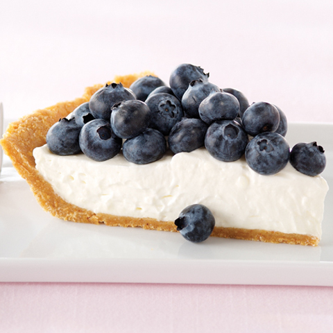 HONEY MAID Blueberry-Lemon Pie Recipe