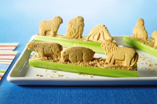 Lions and Tigers and Bears - Yum! Yum! Recipe