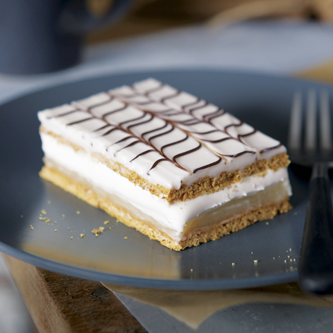 HONEY MAID Mille-Feuilles Recipe
