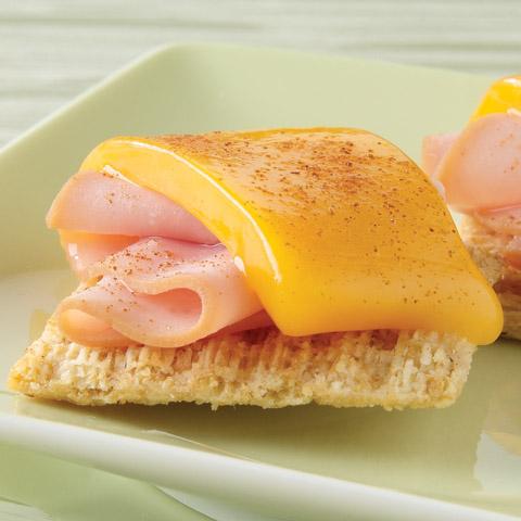 Simple Ham Bites Recipe
