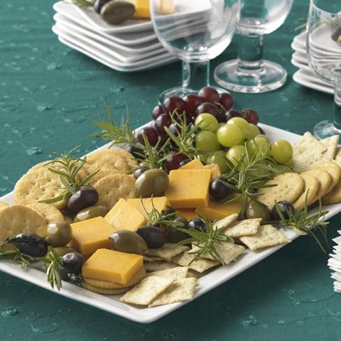 Plateau de fromages RITZ Recipe