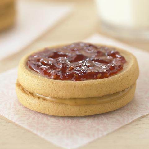 Sablés-sandwichs PEEK FREANS Recipe