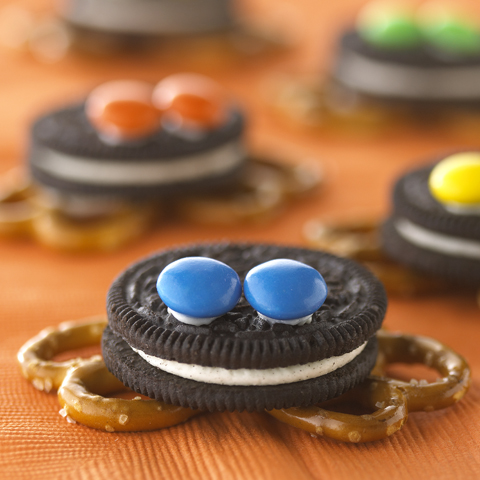 OREO Cookie Frog Recipe