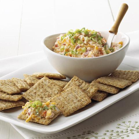 Cheddar & Pimiento Spread Recipe