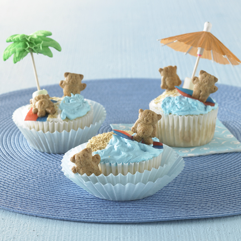 HONEY MAID Bears at the Beach Recipe