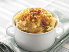 Savory Mac & Cheese with RITZ Crackers Recipe