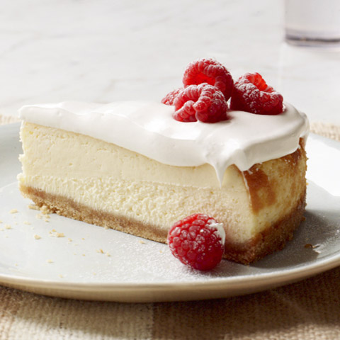 Vanilla Mousse Cheesecake Recipe