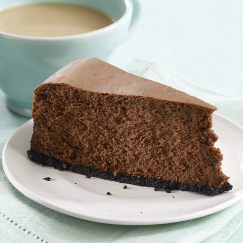 Ancho-Chocolate Cheesecake Recipe
