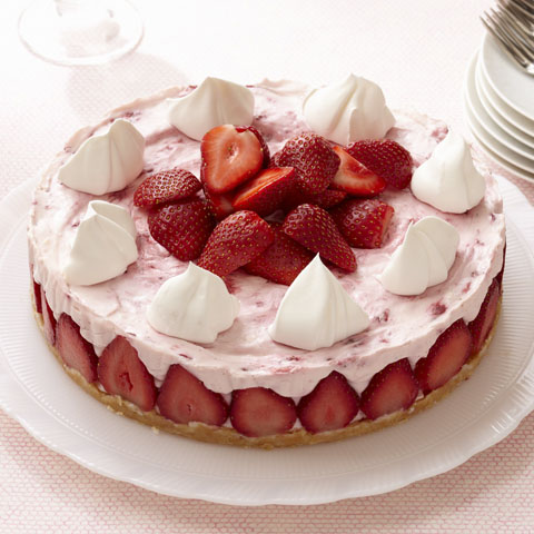 Strawberry Cheesecake Supreme Recipe