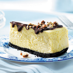 OREO Chocolate-Pecan Cheesecake Recipe