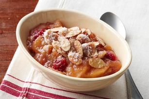 Slow-Cooker Apple Crisp Recipe