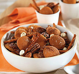 NILLA-Cinnamon Snack Mix Recipe