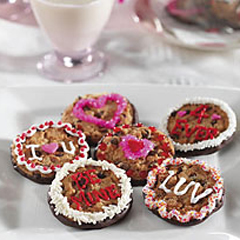 CHIPS AHOY! Sweetheart Valentine's Cookies Recipe