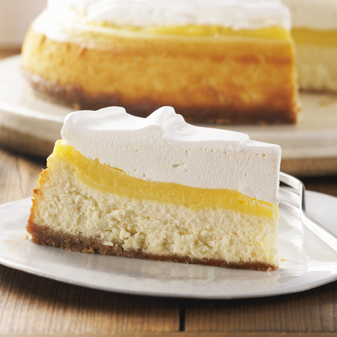 Very Vanilla Custard-Topped Cheesecake Recipe