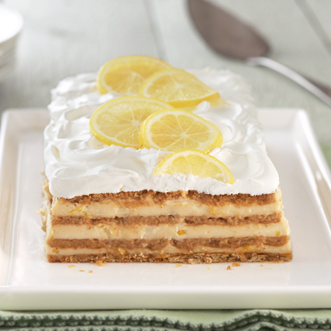 Layered Citrus Dessert Recipe