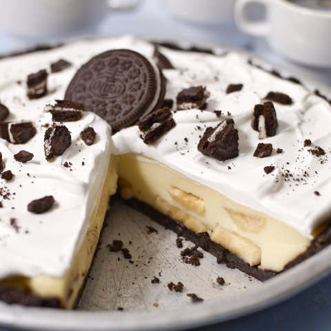OREO Banana Cream Pie Recipe