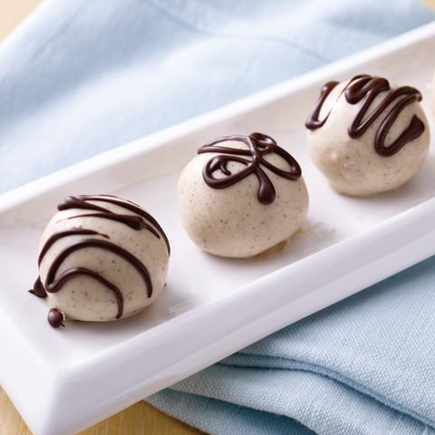 Boules aux biscuits P'TITS OURSONS au miel Recipe