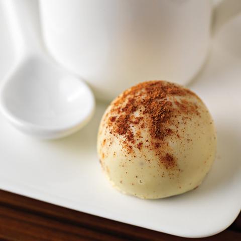 Boules de biscuits OREO au cappuccino recette