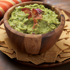 Bacon-Guacamole Dip Recipe